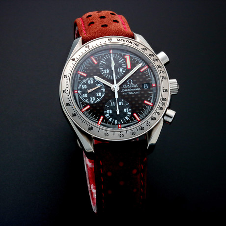 Omega Speedmaster Date Chronograph Automatic // 38137 // Pre-Owned