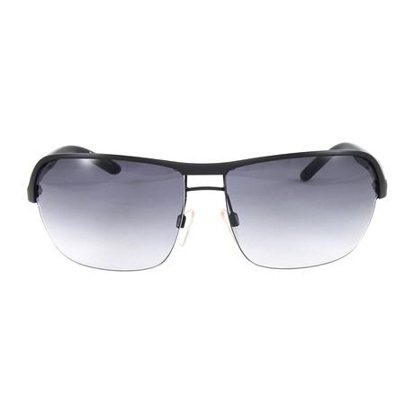 JS104S Sunglasses // Black