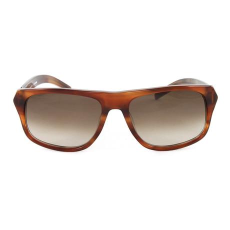 JS603SM Sunglasses // Light Havana