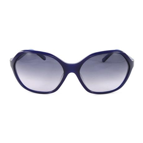 JS609S Sunglasses // Deep Blue