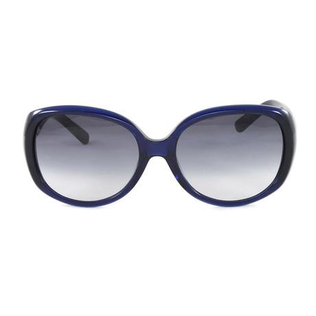 JS615S Sunglasses // Navy