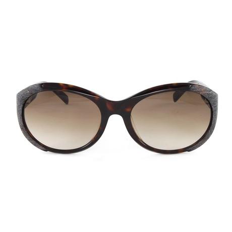 JS641S Sunglasses // Tortoise