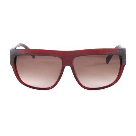 JS644S Sunglasses // Wine