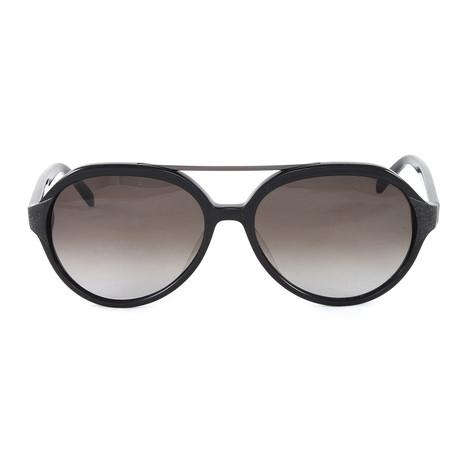 JS654S Sunglasses // Black