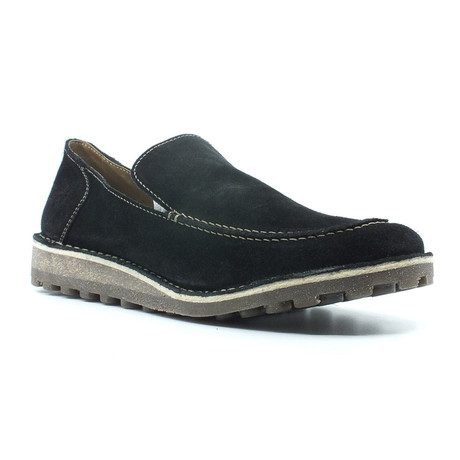 Meve Slip-On Loafers // Black (Euro: 40)