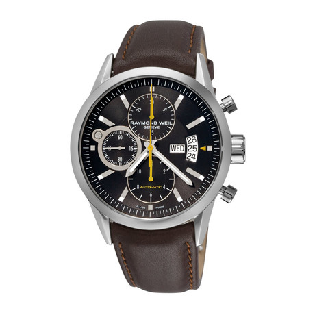 Raymond Weil Freelancer Chronograph Automatic // 7730-STC-20101