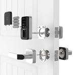 Ultraloq Combo // Fingerprint + Key Fob Two-Point Smart Lock (Smart Lock Only)