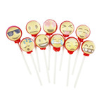 Emoji Lollipops // 10-Pieces