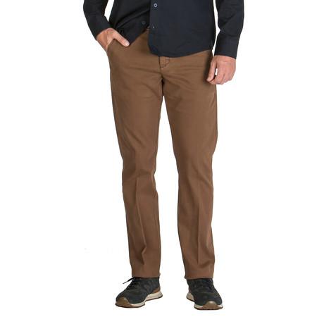 Gerrard Bedford Hedge Trouser // Comfort Fit // Tuscany (35WX34L)