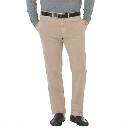 Phillip Canvas Island Bamboo Trouser // Comfort Fit // Beach (30WX30L)