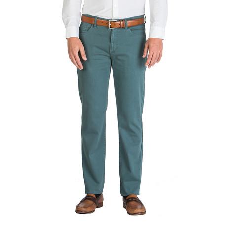 Vincent 5 Pocket Pant // Tailored Fit // Blue (30WX30L)