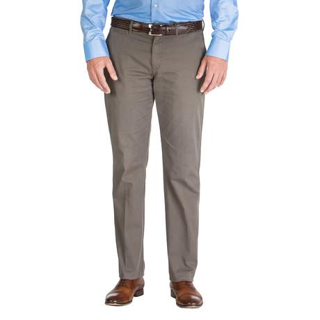 Paul English Twill Trouser // Straight Fit // Trucker (30WX30L)