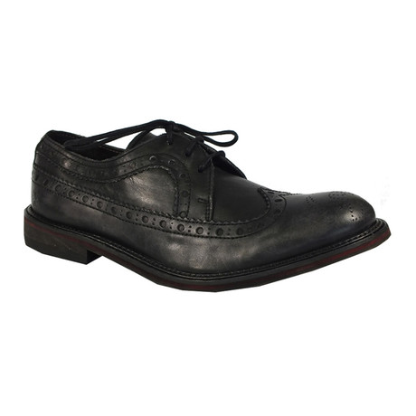 Walt Casual Dress Shoes // Black (Euro: 40)