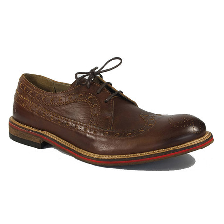 Walt Casual Dress Shoes // Tan (Euro: 40)
