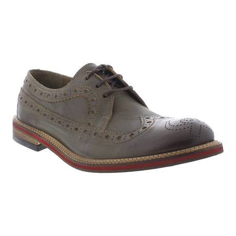 Walt Casual Dress Shoes // Khaki (Euro: 40)