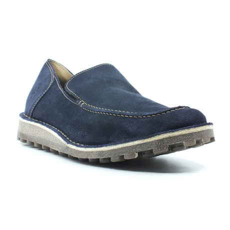 Meve Slip-On Loafers // Dark Blue (Euro: 40)