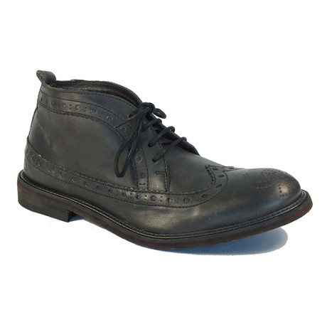 Wile Boots // Black (Euro: 40)