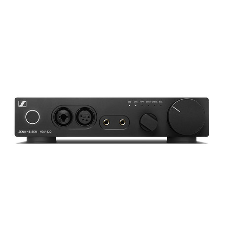 HDV 820 Digital Headphones Amplifier