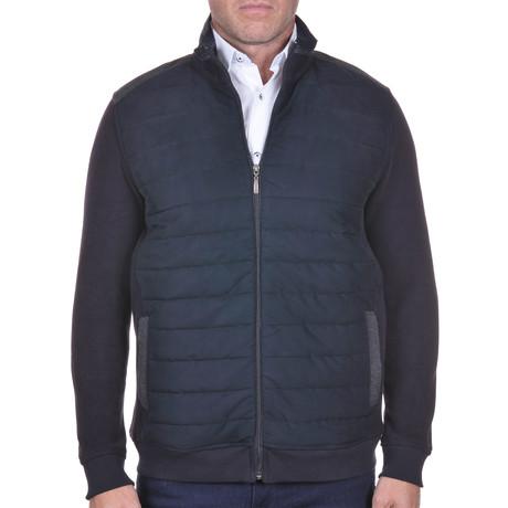 Lightweight Puffer Vest // Navy (S)