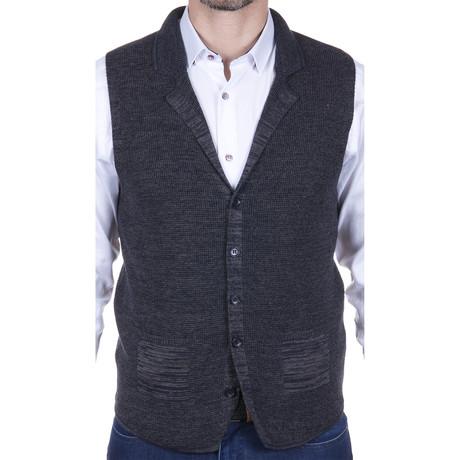 Sweater Vest // Navy (S)