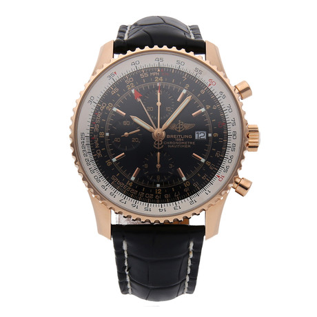Breitling Navitimer World Chronograph Automatic // R2432212/B852 // Pre-Owned