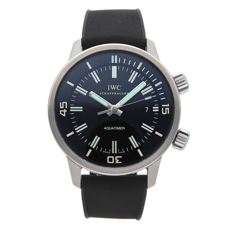 IWC Vintage Aquatimer Automatic // IW3231-01 // Pre-Owned