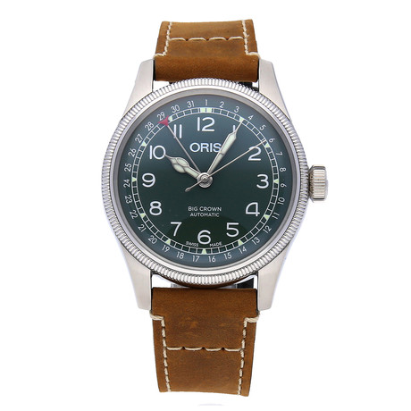 Oris Big Crown Dewoitine Automatic // 754 7741 4087LS // Pre-Owned