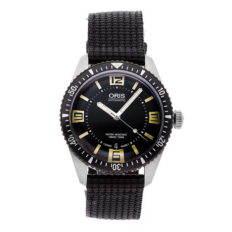 Oris Divers Sixty-Five Diver Automatic // 733 7707 4064TS // Pre-Owned