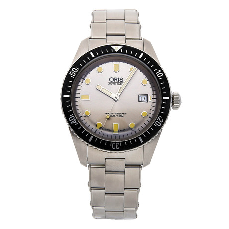 Oris Divers Sixty-Five Automatic // 01 733 7720 4051-07 8 21 18 // Pre-Owned