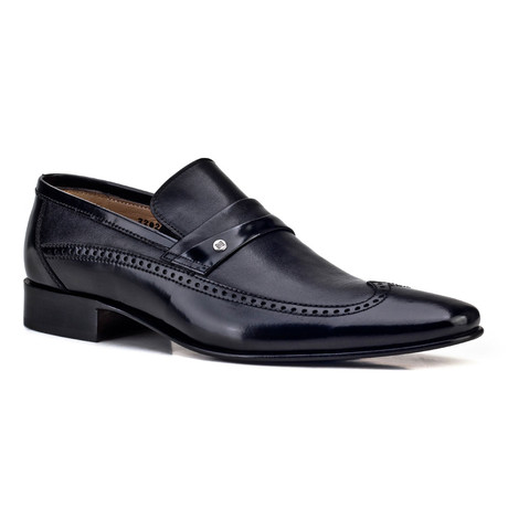 Mack Shoes // Black (Euro: 41)