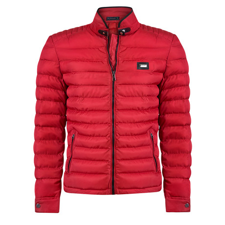 Clone Winter Jacket // Red (XS)