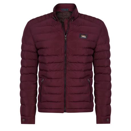 Clone Winter Jacket // Bordeaux (L)
