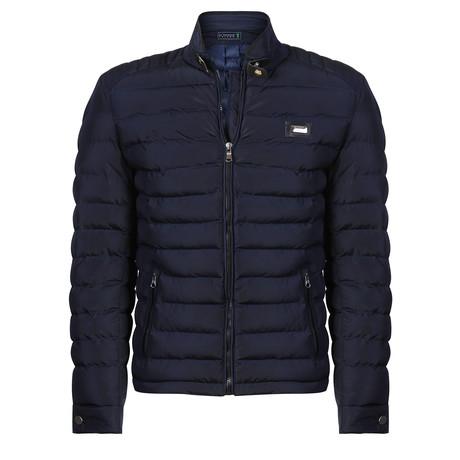 Clone Winter Jacket // Navy (M)
