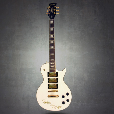 peter frampton autographed guitar rare t touch of modern. Black Bedroom Furniture Sets. Home Design Ideas