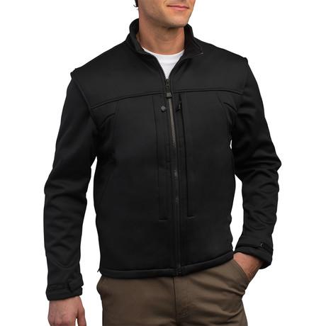 Men's Enforcer Jacket // Black (XS)