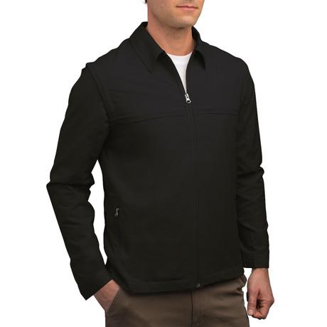 Men's Jacket // Black (XS)