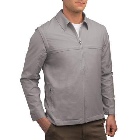 Men's Jacket // Fog (XS)