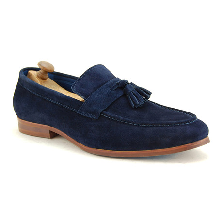 Travis Loafer // Navy (Euro: 40)