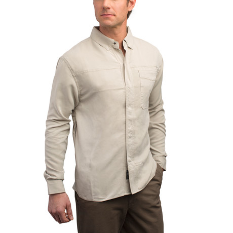 Men's TEC Shirt // Khaki (XS)