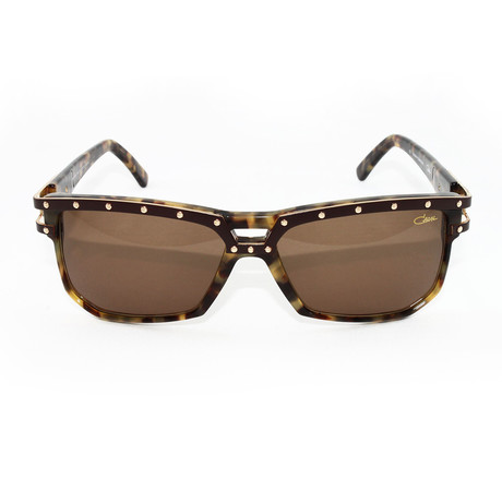 Cazal Sunglasses // CZ8028 // Brown Tortoise