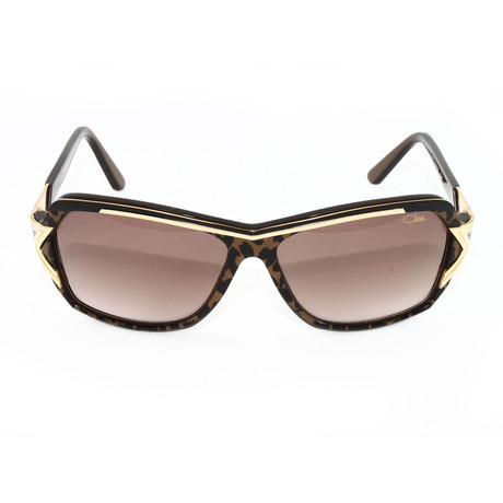 Cazal Sunglasses // CZ8031 // Brown Leopard