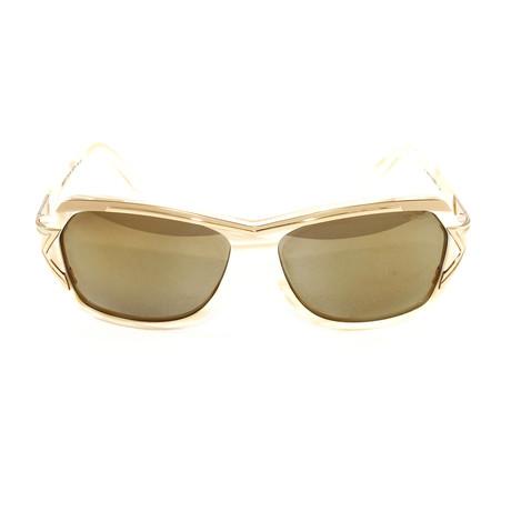 Cazal Sunglasses // CZ8031 // Pearl Gold