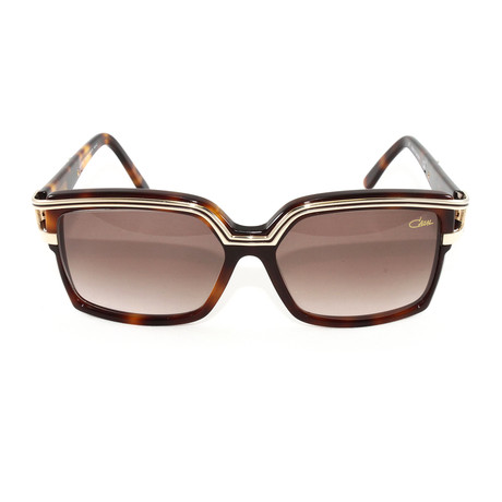 CZ8033 Sunglasses // Tortoise + Gold