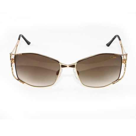 CZ9061 Sunglasses // Gold