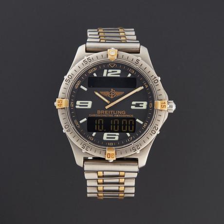 Breitling Aerospace Chronograph Quartz // F75362 // Pre-Owned