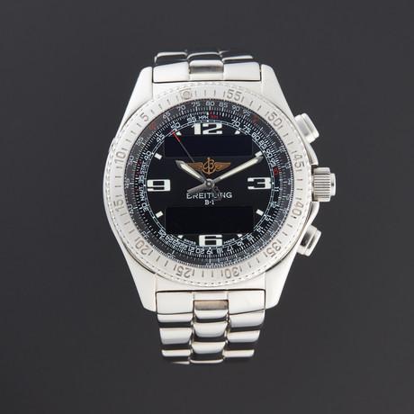 Breitling B-1 Professional Chronograph Quartz // A68362 // Pre-Owned