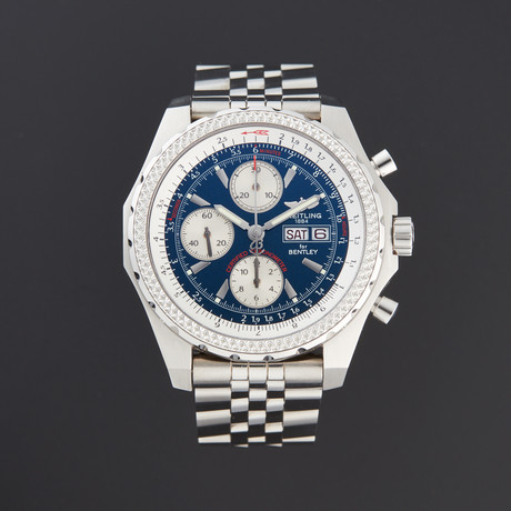 Breitling Bentley GT Racing Chronograph Automatic // A13363 // Pre-Owned