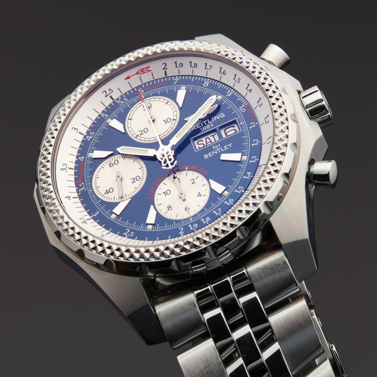 Breitling Bentley GT Racing Chronograph Automatic
