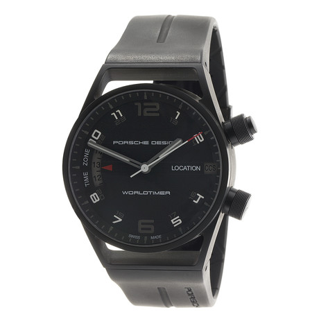 Porsche Design Worldtimer GMT Automatic // 6750.13.44.1180 // Pre-Owned