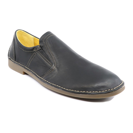 Adam Slip-On Shoes // Black (Euro: 40)